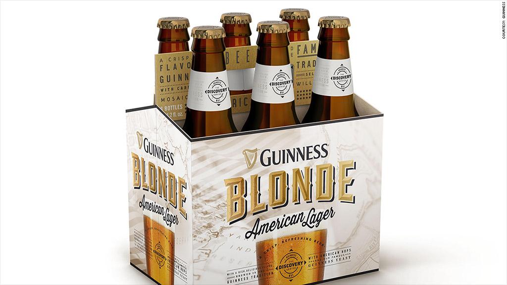 guinness american lager