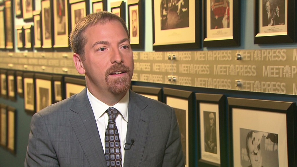 Chuck Todd on David Gregory's ouster