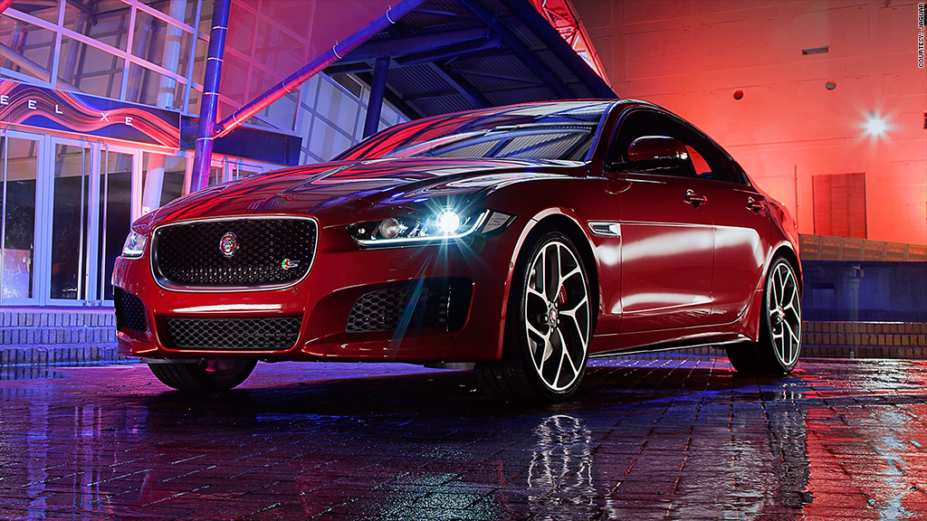 Jaguar on the prowl for women