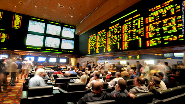 Visiting a casino and betting on college sports soccer betting odds calculator