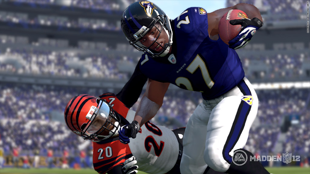 ray rice madden
