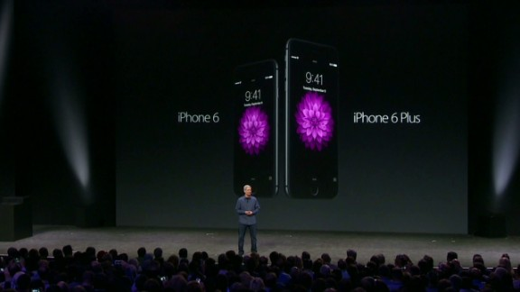 Apple unveils two new iPhones, Apple Watch and ApplePay
