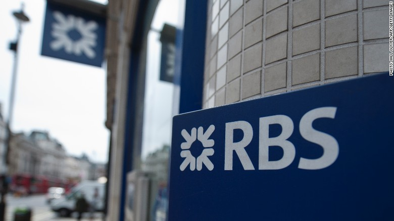 Rbs To Pay 5 5 Billion To Settle Probe Into Toxic Mortgages