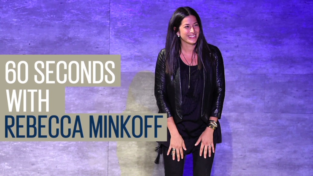 Rebecca Minkoff: My worst business decision was...