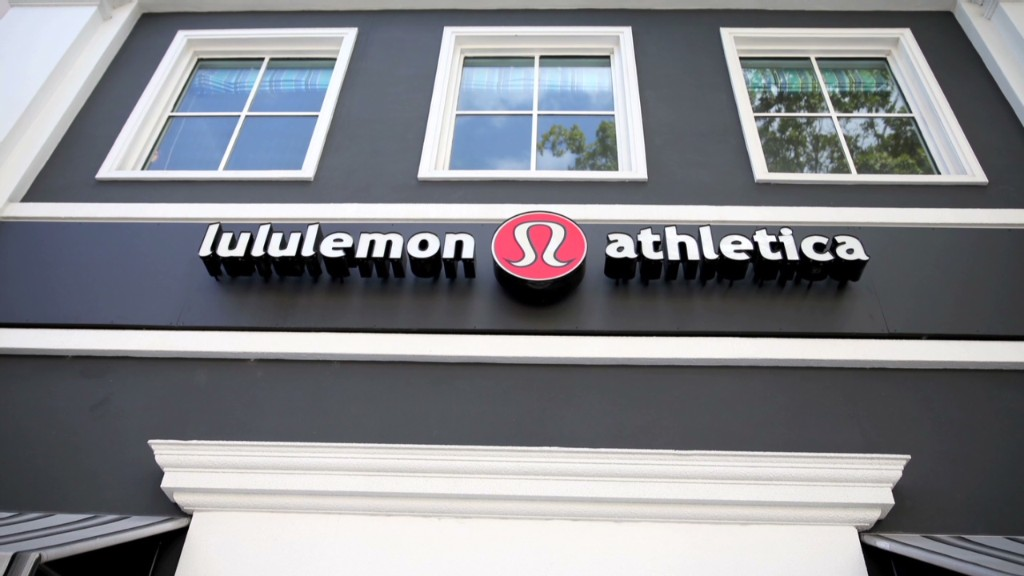 Lululemon is no longer a downward dog