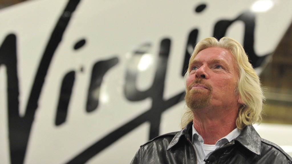 Branson's jaw-dropping vacation policy