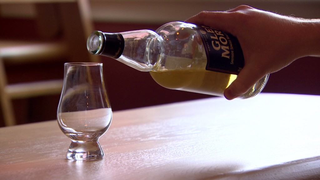 Scotch makers don't like independence