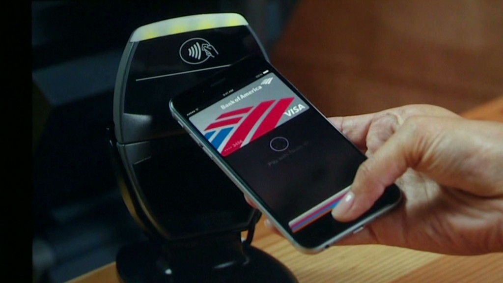 'Apple Pay' may be safer than plastic