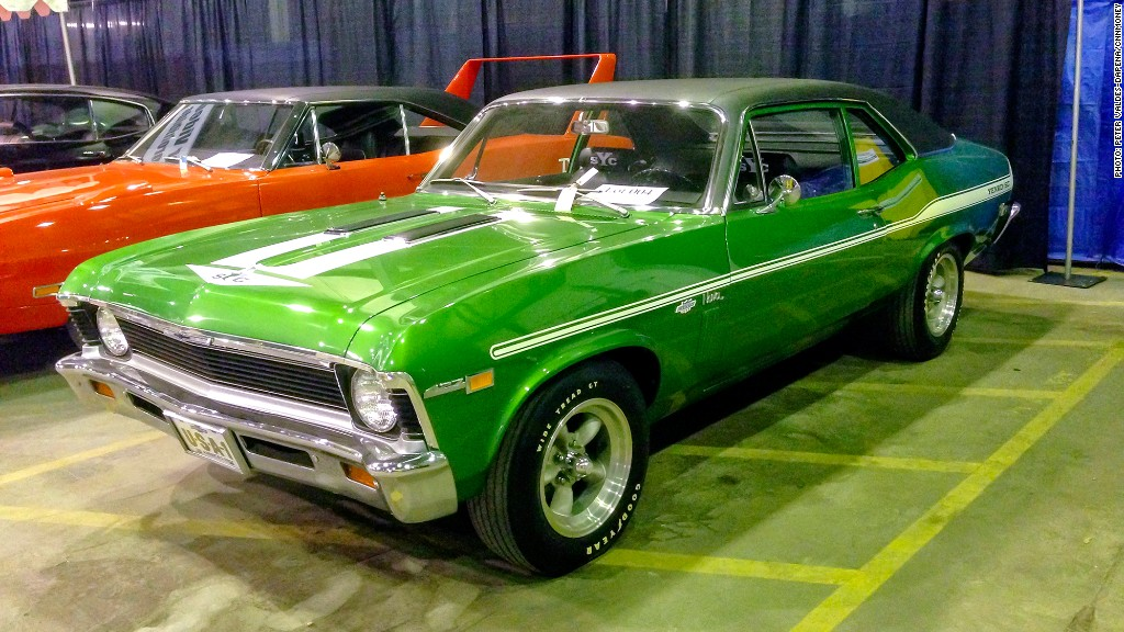 1969 Yenko Chevrolet Nova Criminal S Muscle Car Collection