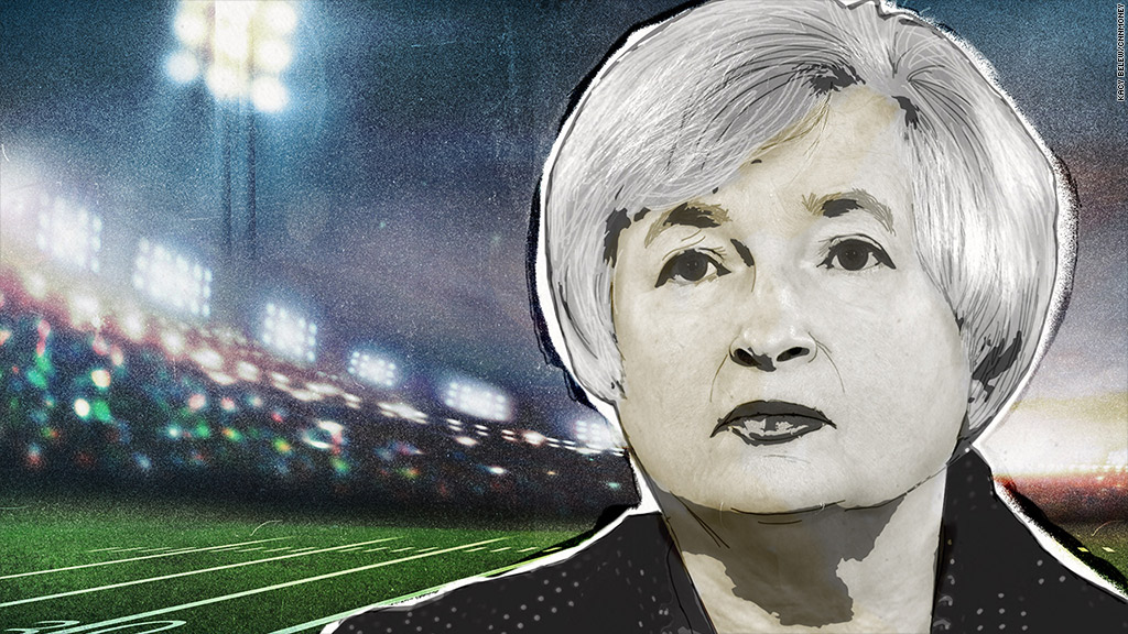 lookahead yellen