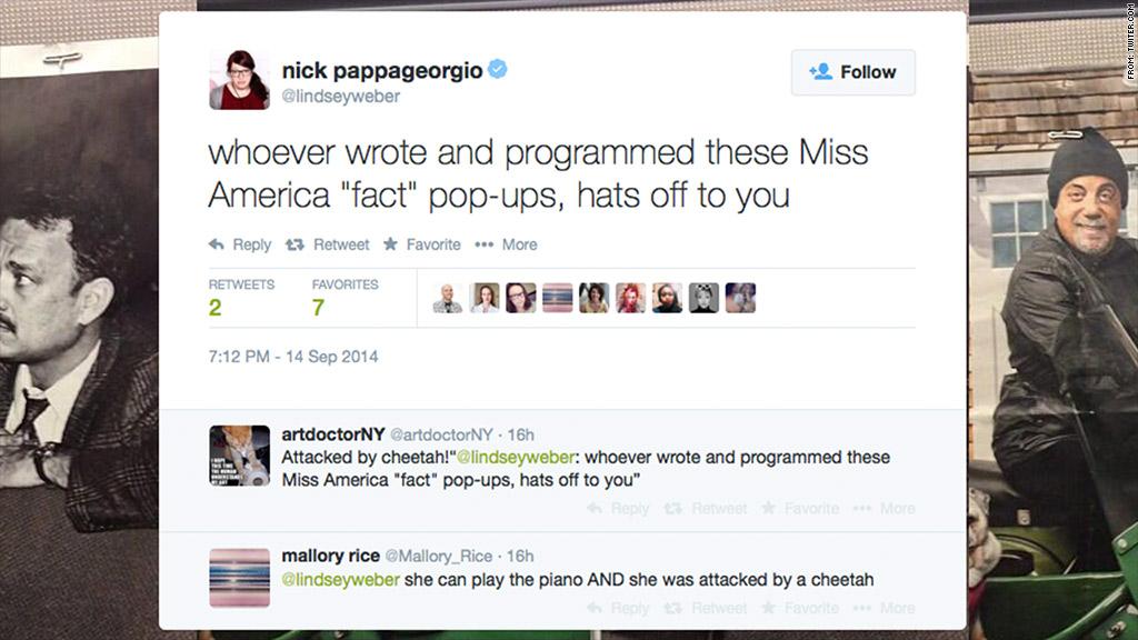 miss america popups