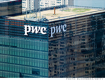 top employers pwc