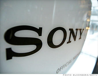top employers sony