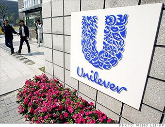 top employers unilever