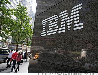 top employers ibm