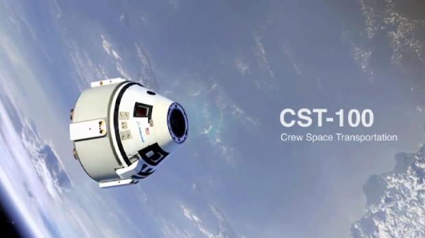 بوينغ وسبيس اكس تتحصلان على عقود لتطوير مركبا ناسا الفضائية 1