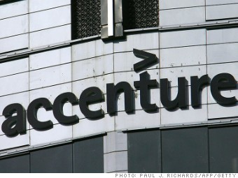 top employers accenture