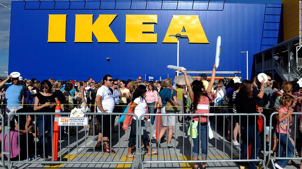 top employers ikea