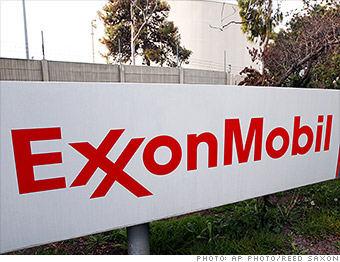 top employers exxonmobil