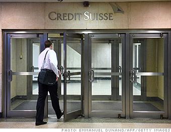 top employers credit suisse