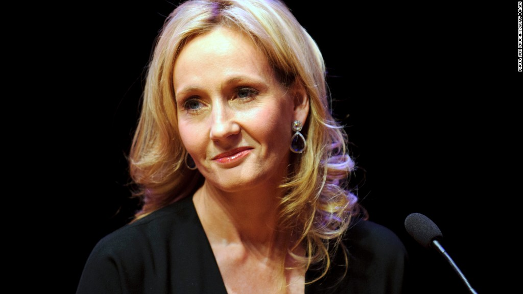 scotland independence jkrowling