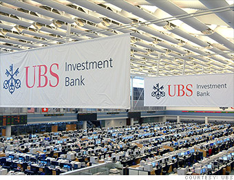 top employers UBS