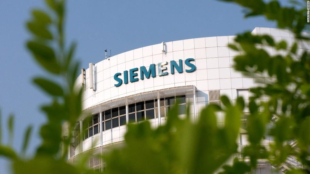 Siemens CEO: European economy a 'challenge'
