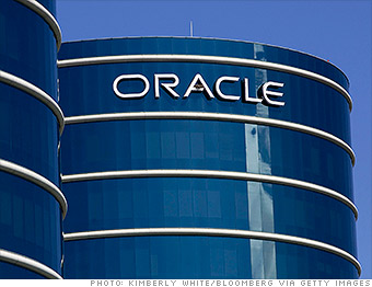 top employers oracle