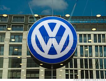top employers volkswagen