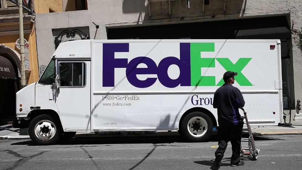 fedex hiring