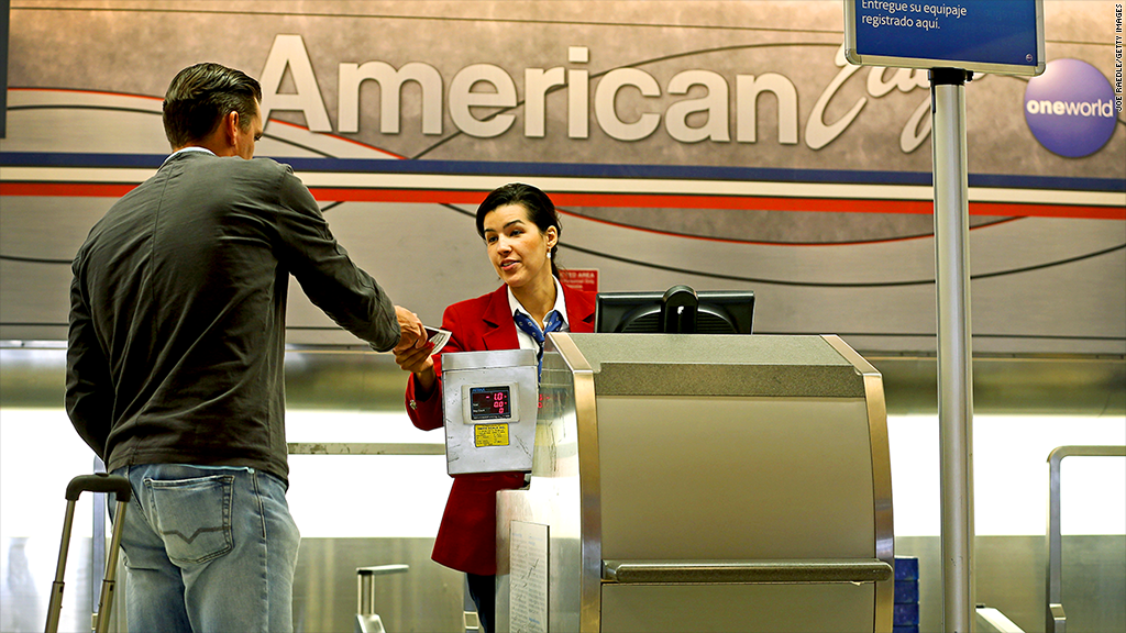 american airlines union