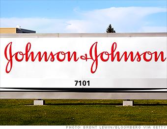top employers johnson johnson