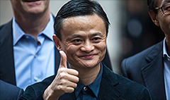 Alibaba's Jack Ma: My hero is Forrest Gump