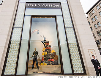 top employers louis vuitton