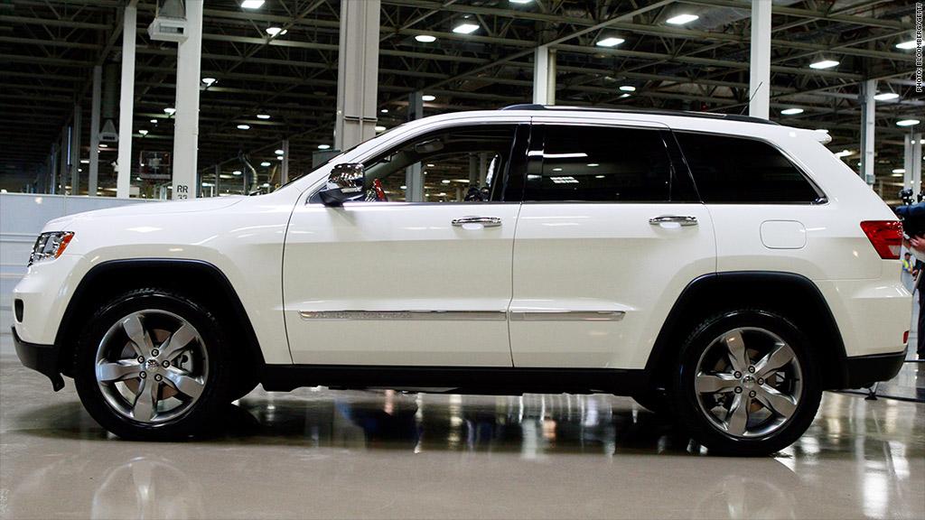 jeep recall
