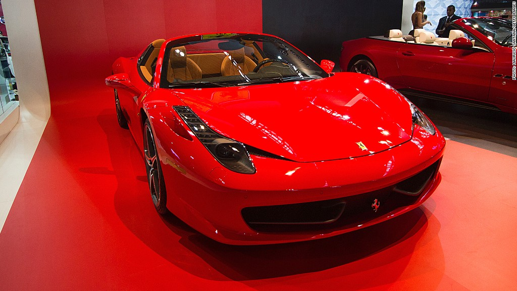 Nice Ferrari 458 Spider Recall Ferrari Is Recalling Over 3,000 Ferrari 458 Sports  Cars ...