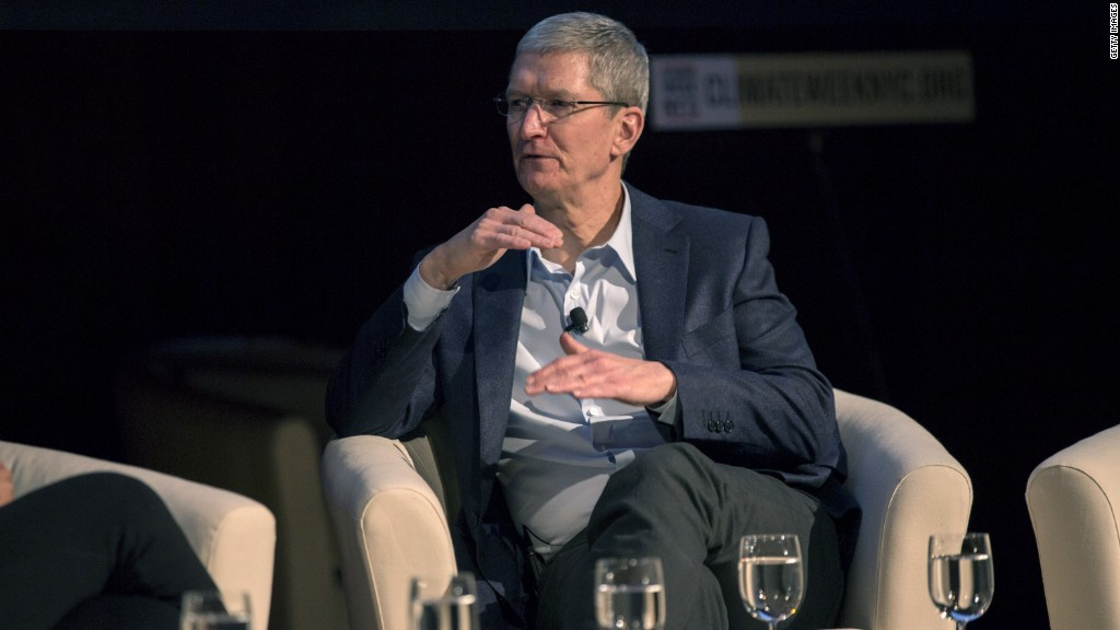Cook: New Apple HQ 'greenest' on the planet