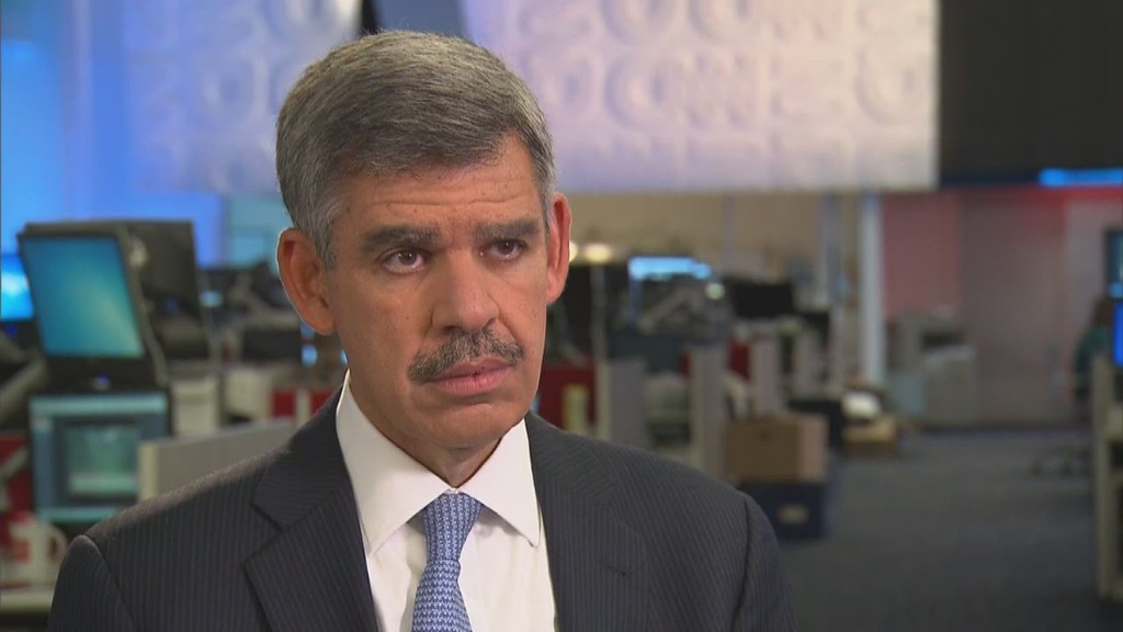 El-Erian: 'Markets are exuberant'