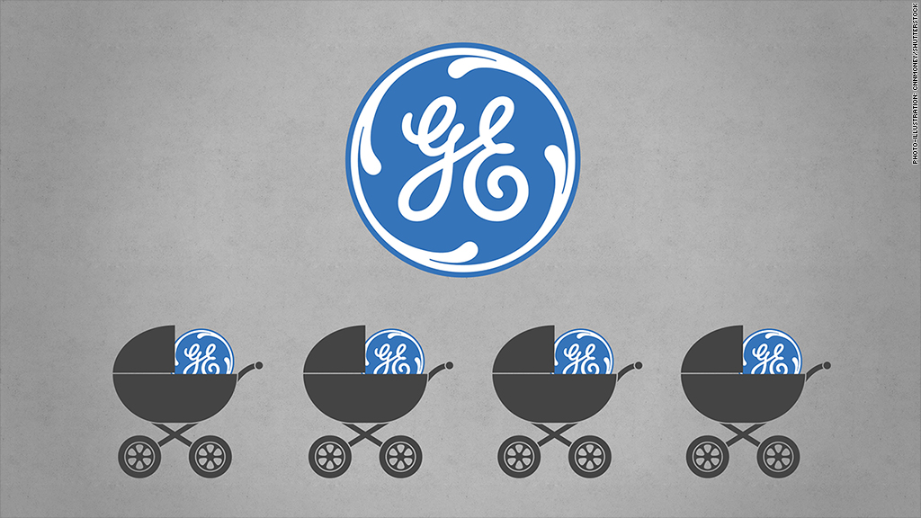 GE is dead in the water