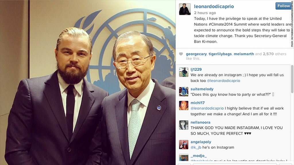 leo dicaprio climate change1
