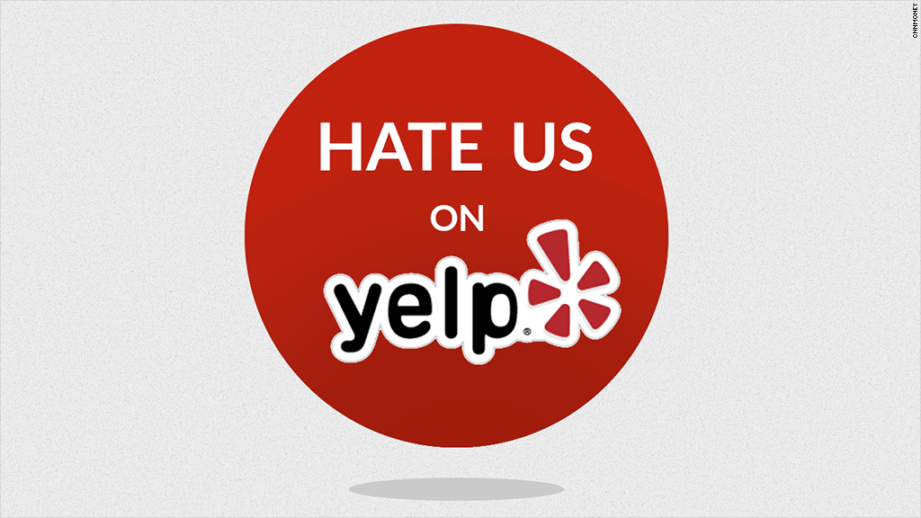 yelp hate review