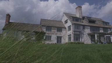 Katharine Hepburn called this home
