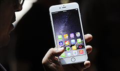 Apple fixes software bug in iPhone 6