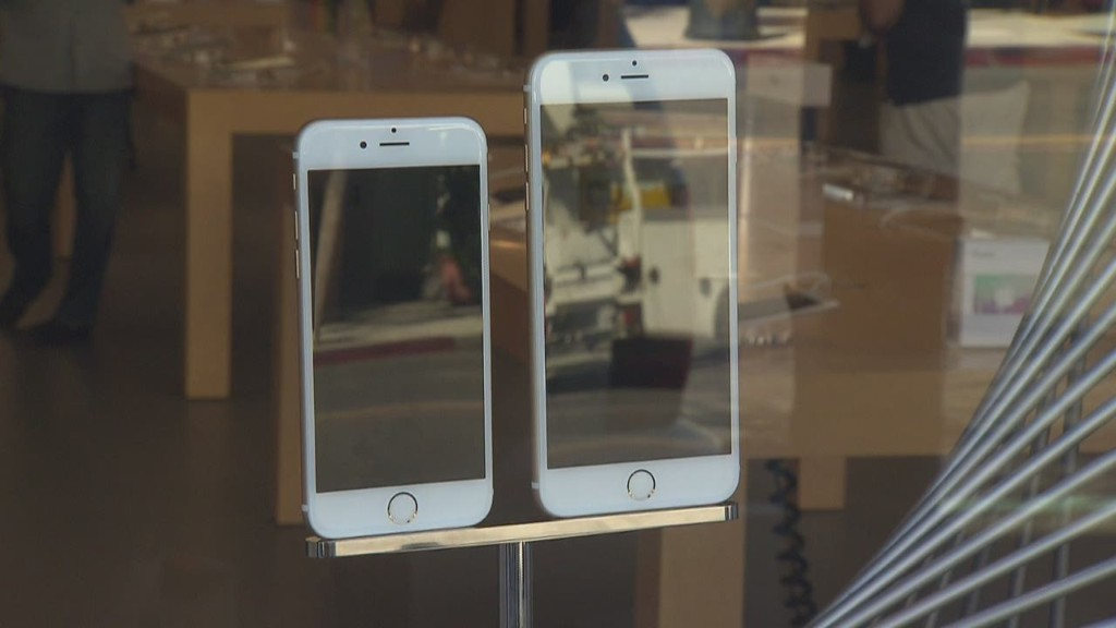 How China's iPhone 6 black market works