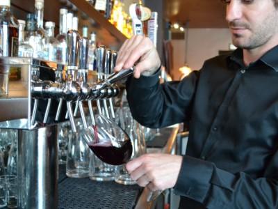 wine keg