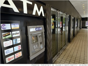 Hackers bring ATM 'jackpotting' to the U S