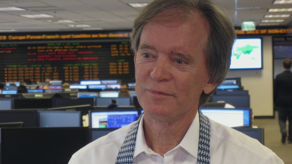 Bill Gross leaves Pimco for Janus