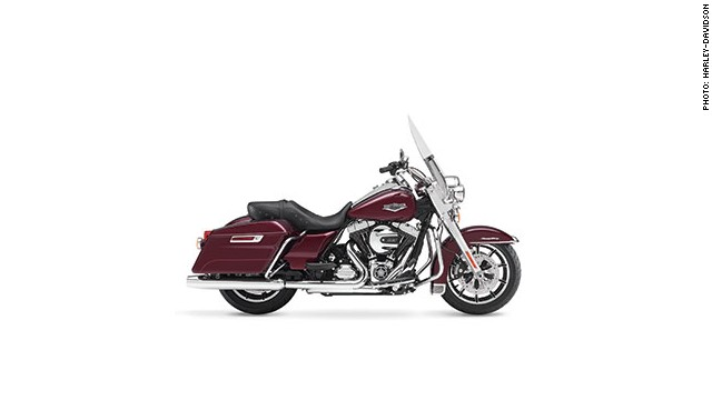 Harley-Davidson recalls all 2014 Touring motorcycles
