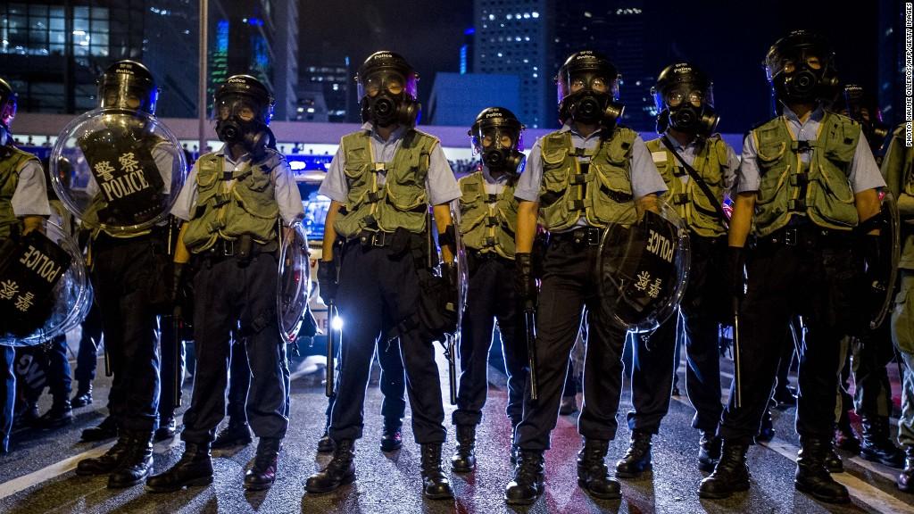 occupy 5