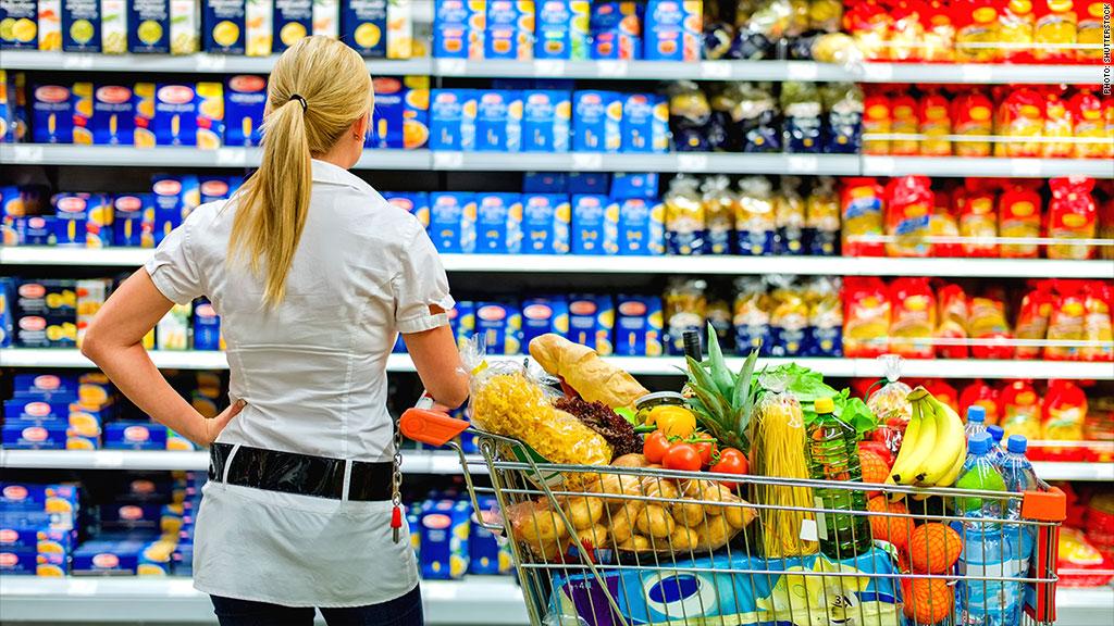 consumer spending story